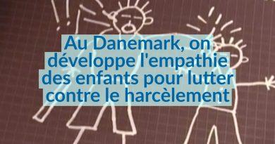 Au Danemark, on développe l'empathie des enfants pour lutter contre le harcèlement