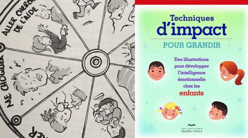75 illustrations pour développer l'intelligence émotionnelle et relationnelle des enfants