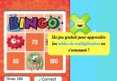 Math Bingo : une excellente idée pour apprendre les tables de multiplication en s'amusant