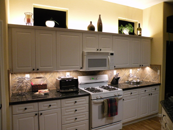 Warm White Backlight Modules Under Cabinet Lighting