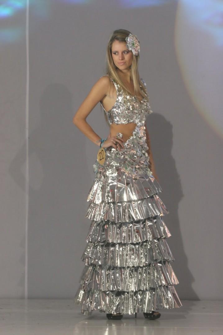 Material Vestidos Hacer Como Reciclado Con