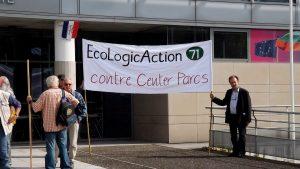 Mobilisation Contre Center Parcs