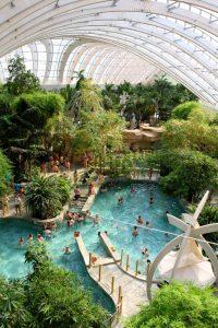 Aquamundo Center Parcs des 3 Forêts