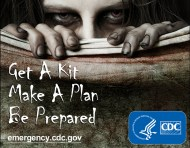 Image: CDC zombie apocalypse guide.