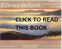 image: To Honor the Earth is a book by the founders of Findhorn.