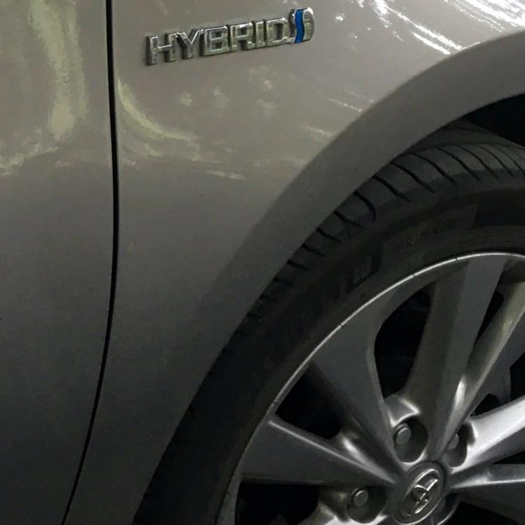 Voitures hybrides : moteur hybride essence électrique