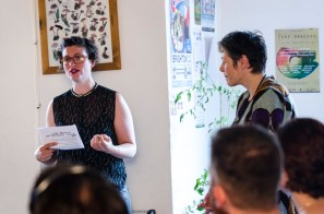 Sustenance: A Supper for the Third Paradise at FIELD, Brighton, 24 August 2016