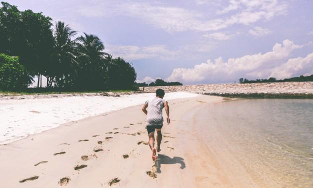 biologische voetmassage na je loopwedstrijd