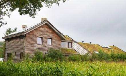 Van huis uit duurzaam – ecowoning met permacultuurtuin en zwemvijver
