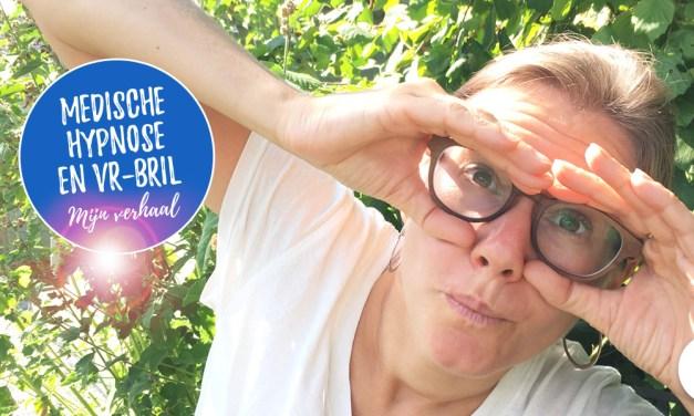 Medische hypnose en VR-bril in het ziekenhuis – mijn verhaal