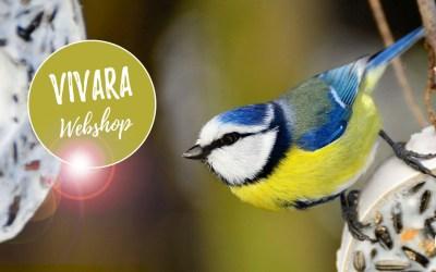 Vivara – verwen de dieren in je tuin