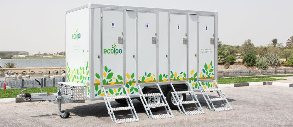 Environmentally Sustainable Event Rental Solutions | EcoLoo