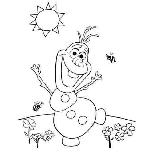 frozen snowman 2