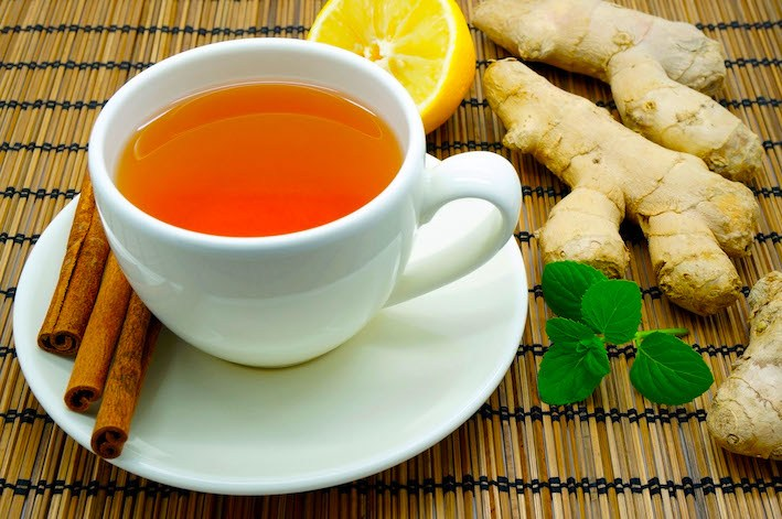 42066722 - ginger tea