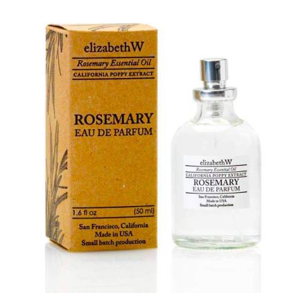 Eau de parfum de romero de ELIZABETH W