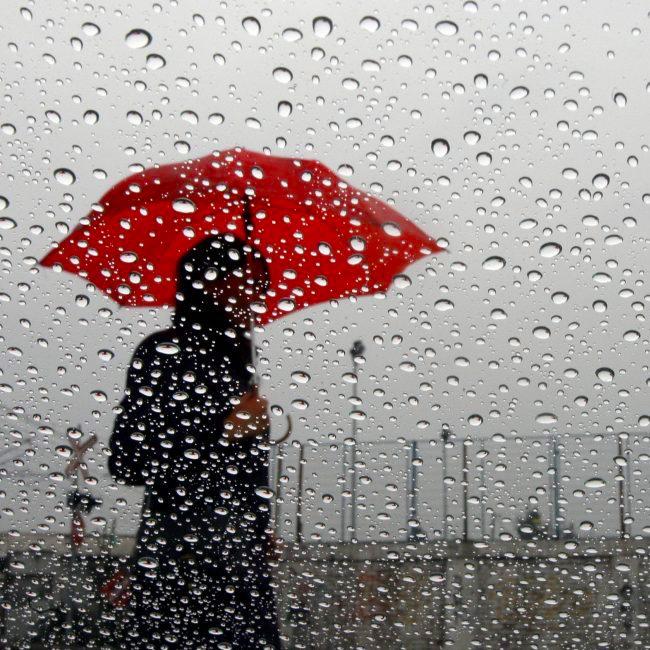playlist lluvia portada