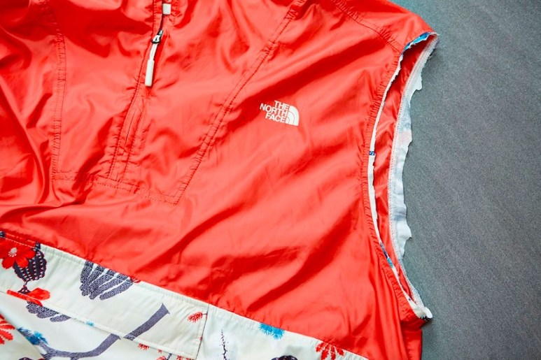 the north face renewed 10