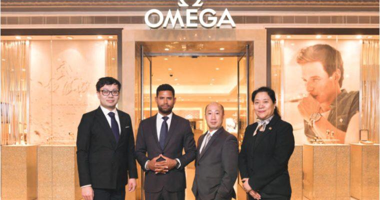 Omega Timepiece VIP Workshop