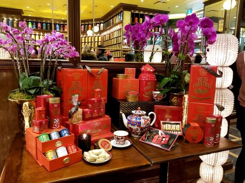 TWG Tea Launches Holiday Giving Season Set