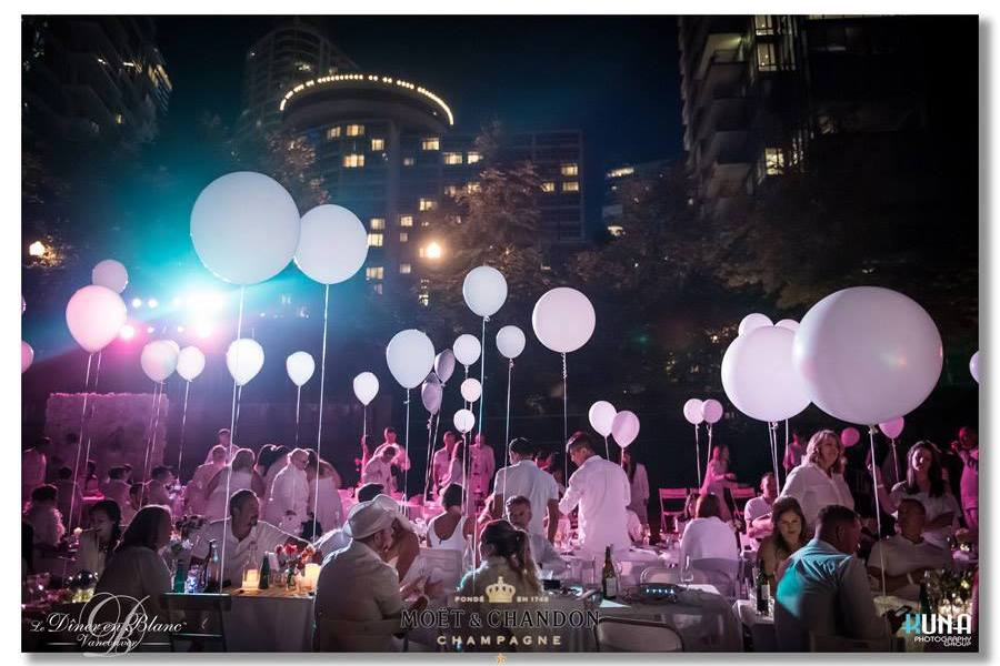From Paris with Love: Diner en Blanc returns