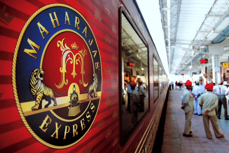 Maharajahs' Express: India's Luxury Train Adventure