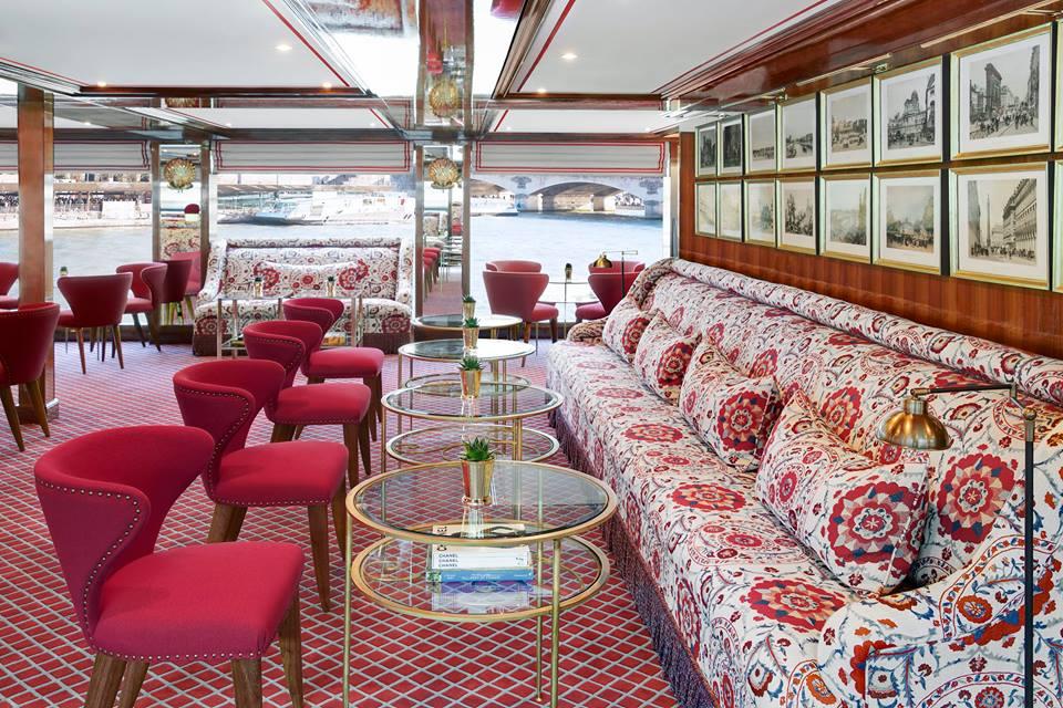 Cruise to Paris Aboard the S.S. Joie de Vivre