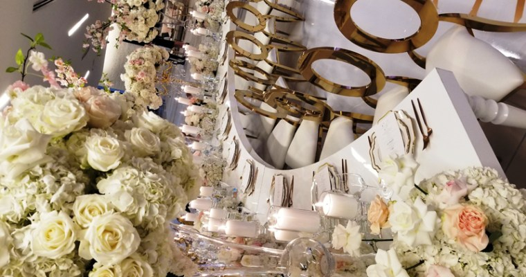 FLEUR Bridal Show Takes Luxury Up a Notch