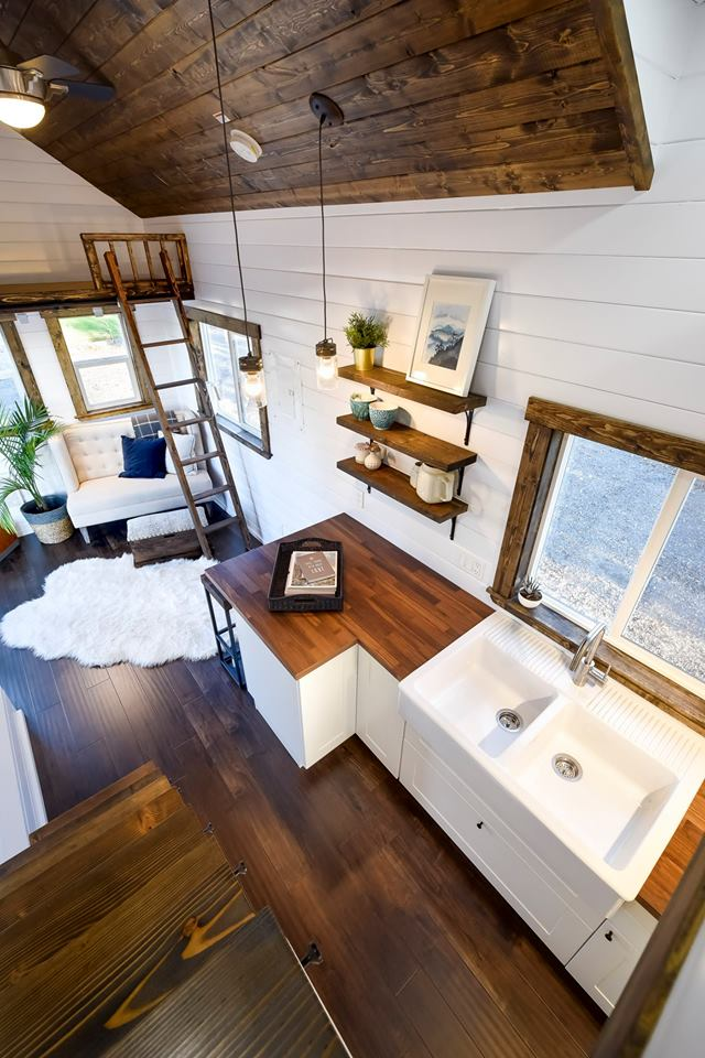 'Tiny Home Village' Tempts with Pint-Sized Personalization