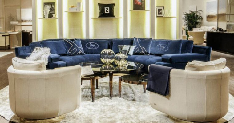 Major Interiors Introduces 'Fendi Casa Bentley Home'