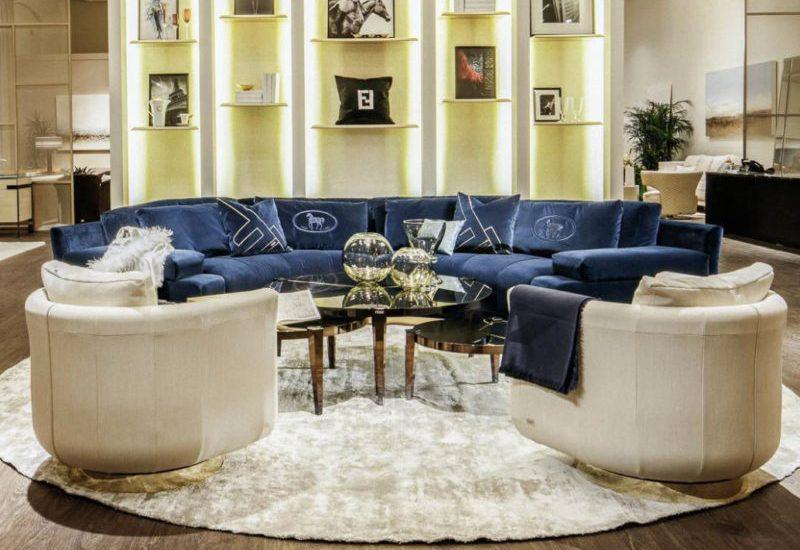 Major Interiors Introduces 'Fendi Casa Bentley Home'