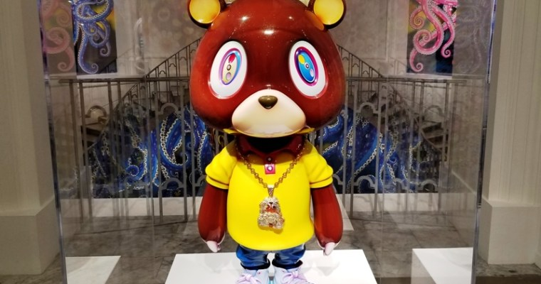 Takashi Murakami Celebrates Birthday in YVR Style