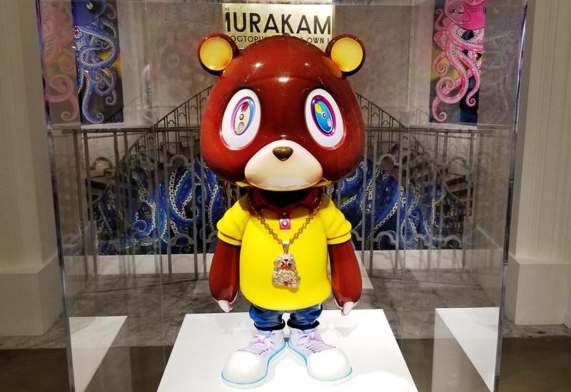 Takashi Murakami Celebrates Birthday in YVR Style