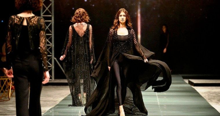 Int'l Photographer Kristy Sparow Shoots 1st Arab Fashion Week