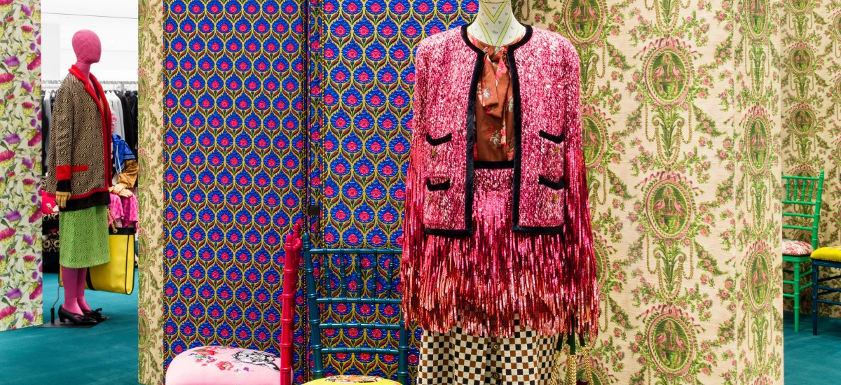 Gucci Launches Home Decor Pop-Up at Holt Renfrew [PHOTOS]