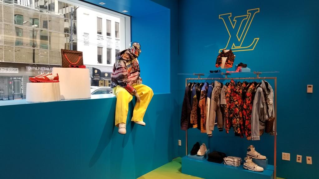 Exclusive to Holt Renfrew: Louis Vuitton S/S 2019 Collection Pop-Up
