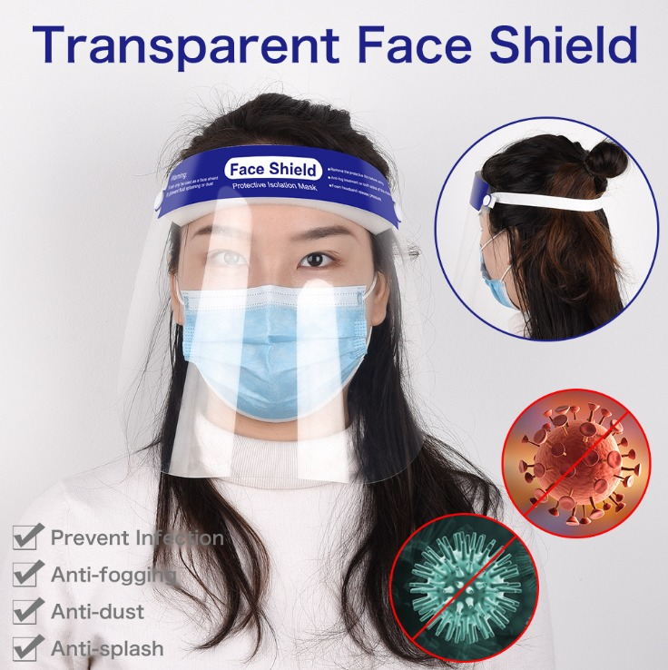 Medical Shield Mask from Ecom Economics, LLC.