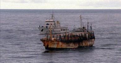 Hundirán un barco chino para hacer un parque submarino con fines turísticos