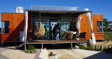 Diseño, ecología y arte en containers