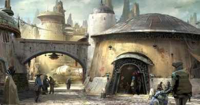 Disney reveló más detalles de 'Star Wars Land'