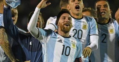 Argentina será cabeza de serie del Mundial