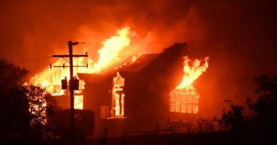 Seguirán empeorando los incendios en California