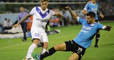 Vélez se lo igualó en la última a Belgrano
