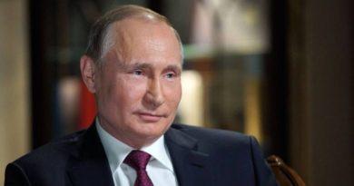 Vladimir Putin fue reelecto en Rusia