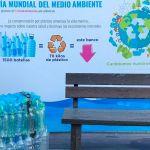 AySA comprometida con la reducción del uso de plásticos
