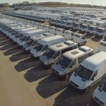 Mercedes-Benz exportó la unidad 10.000 del Sprinter a Estados Unidos