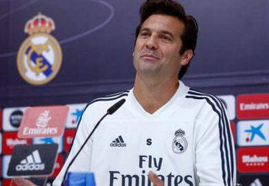 Santiago Solari fue confirmado como entrenador del Real Madrid