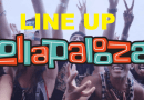 Lollapalooza Argentina confirma su LINE UP