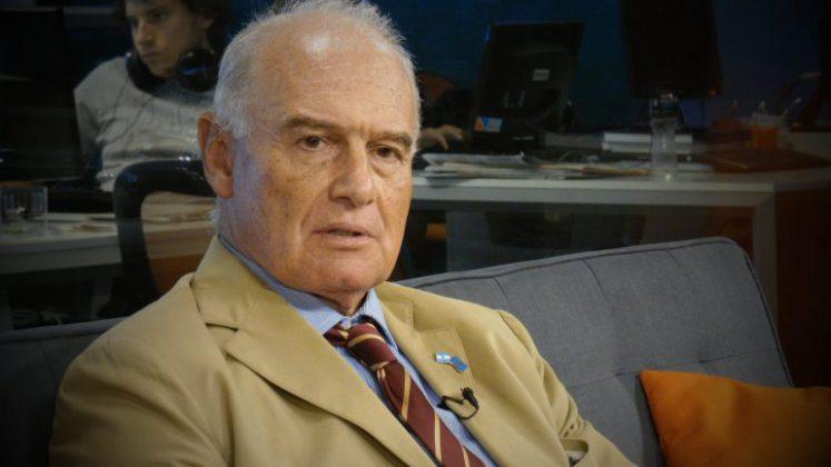 """Luis Cevasco: """"Si un fiscal o un juez se asumen militantes de un partido estamos complicados"""""""