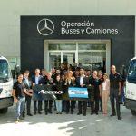 Mercedes Benz anunció que el camión Accelo ahora se realizará en la Argentina