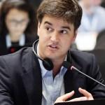 """Javier García Espil: """"Cuando se trata de ambiente es necesario pensar en largo plazo"""""""